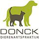 Dierenartspraktijk Donck Logo